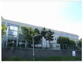 宮の丘中学校