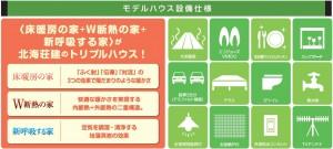 PT屯田6条 モデル仕様