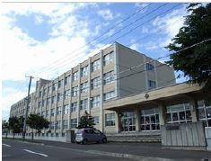 太平中学校