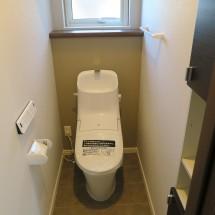 太平1号棟トイレ